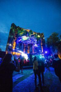 Colour Sound Glastonbury 2015 Block 9 Genosys gla272118259