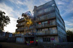 Colour Sound Glastonbury 2015 Block 9 London Underground  gla261938585v1