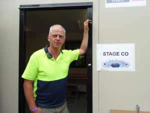 Paul Van Belle Stageco MC