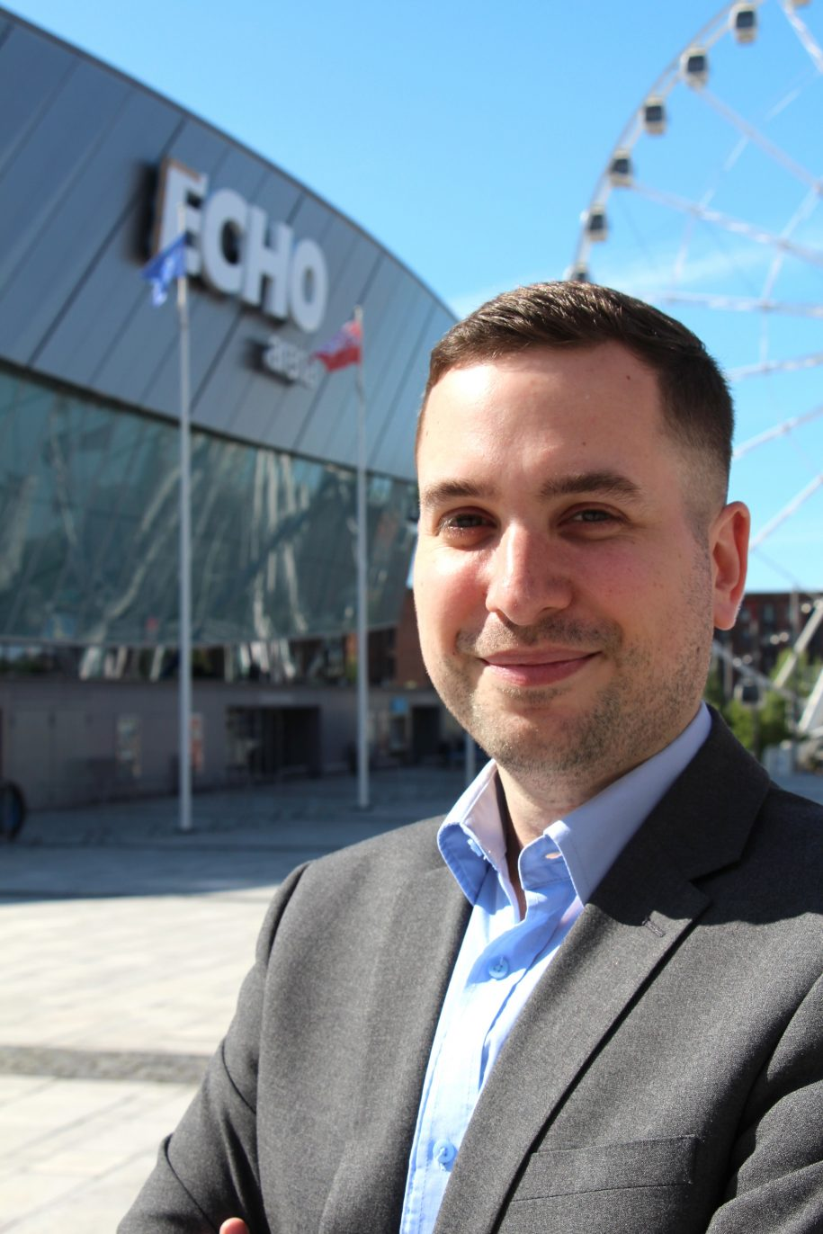 echo arena appoints new concert s coordinator access all areas owen takes up the role from his previous position as client account manager in the venue s ticketing department he will be responsible for liaising