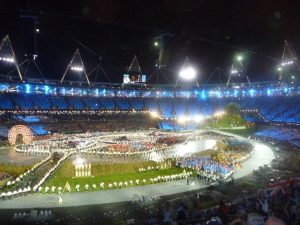Opening Ceremony London 2012 Olympics August 2012