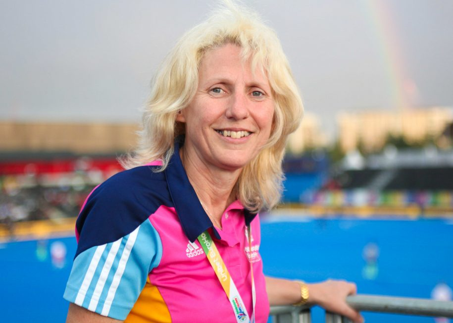 Arena Group- England Hockey. Sue Catton. (1 of 2)