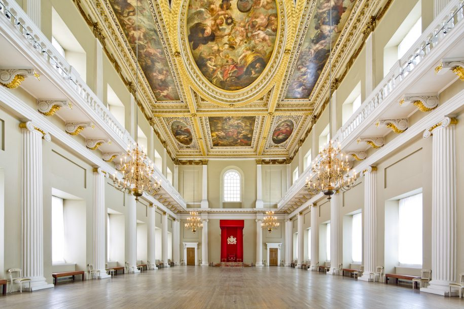 Restoring Banqueting House S History Access All Areas