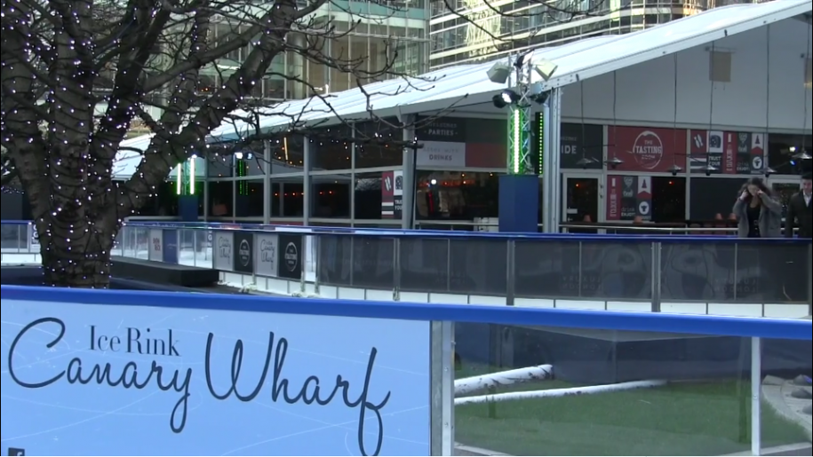 Boer installs London?s largest outdoor ice rink  Access All Areas