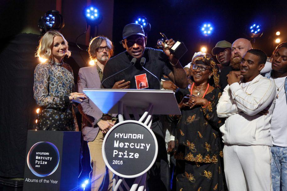 Skepta wins Mercury Prize
