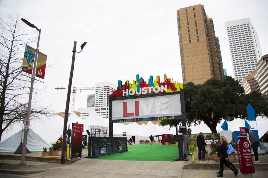 Super Bowl LIVE comes to Houston