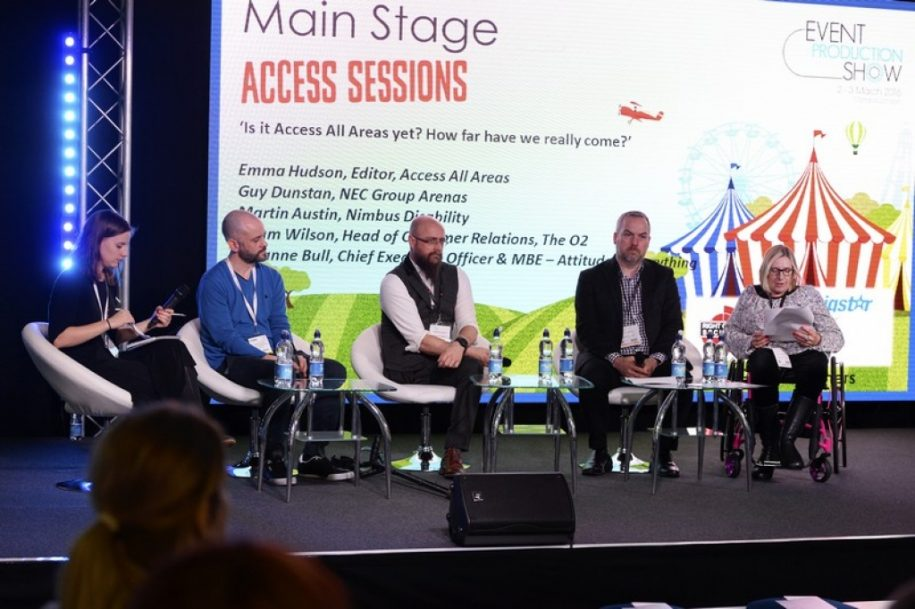 Access Sessions set to wow at EPS '17