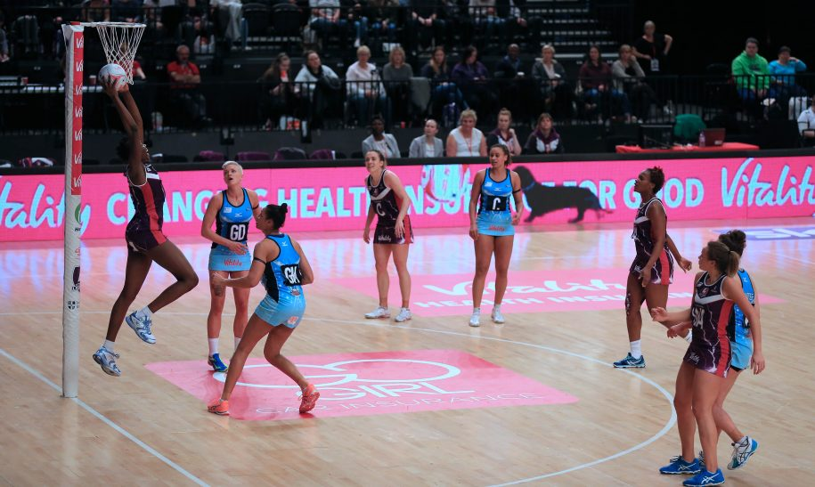 The Ticket Factory nets England Netball contract
