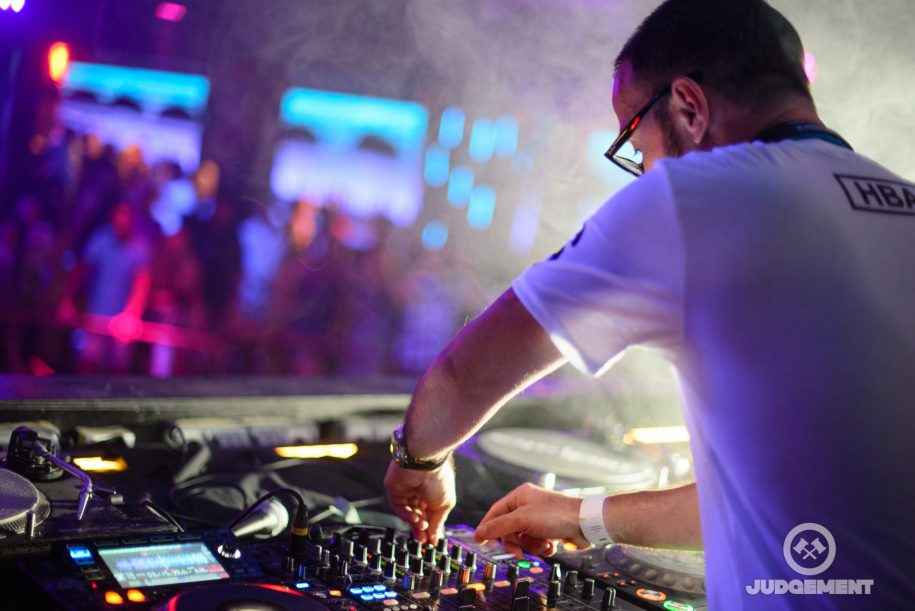Investec after-party with Judge Jules