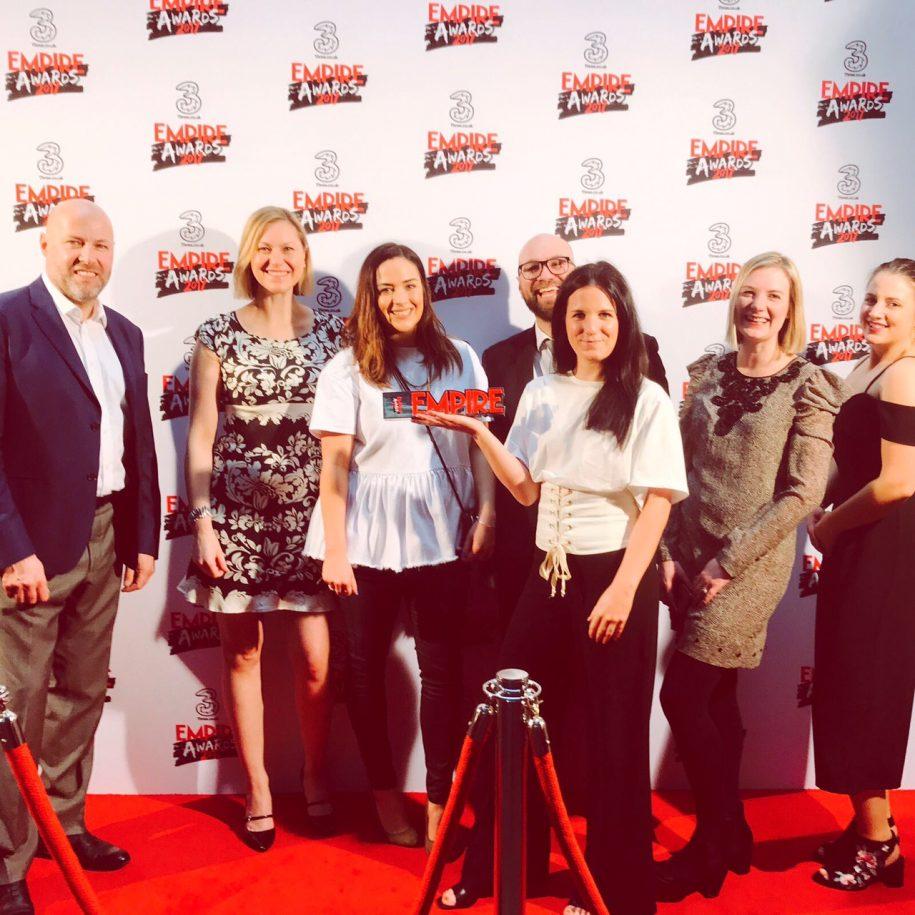 Roundhouse hosts Three Empire Awards