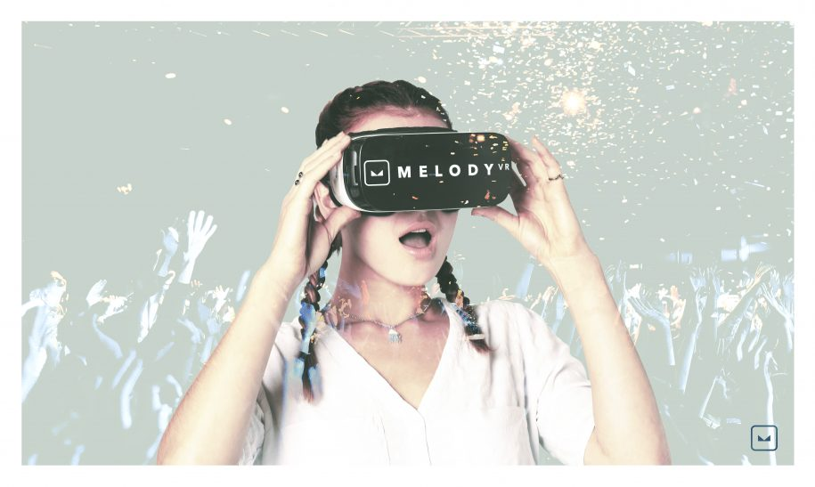 UMG partners with MelodyVR