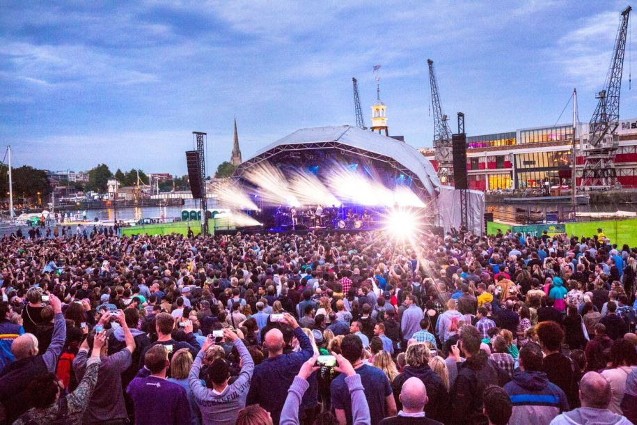 The Outlook Orchestra announced for Bristol Harbourside event