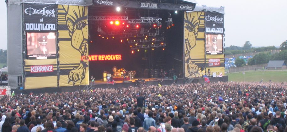 Carlsberg continues partnership with Live Nation's UK festivals