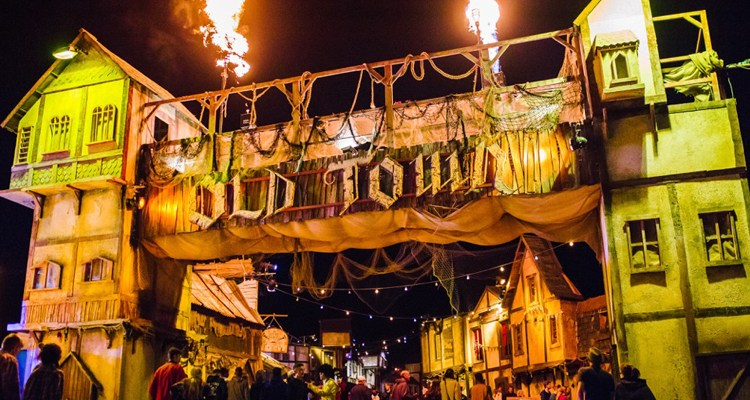 Boomtown conduct sound experiment