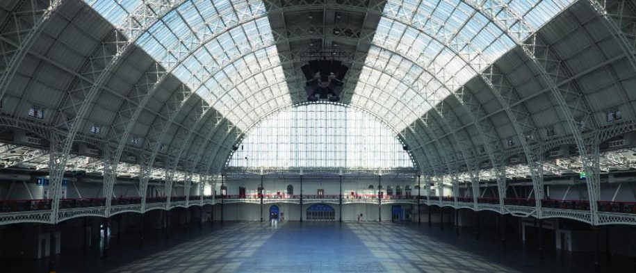 Olympia London bought for £296m