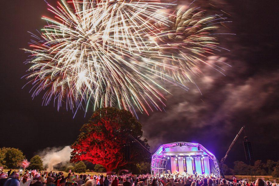 Knebworth House hosts Best of British