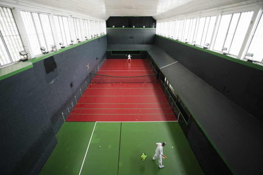 Hampton Court Palace to host Real Tennis