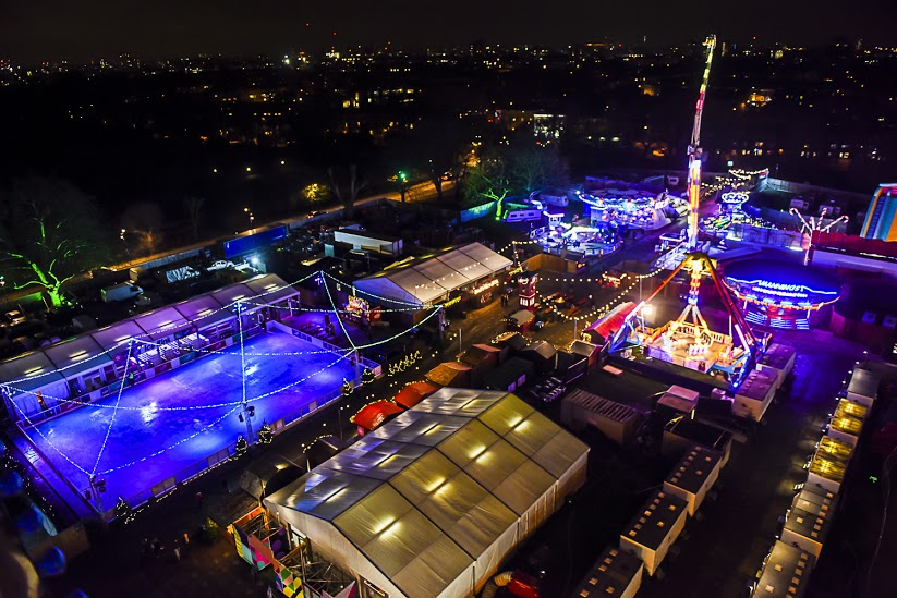 Winterville comes to Clapham