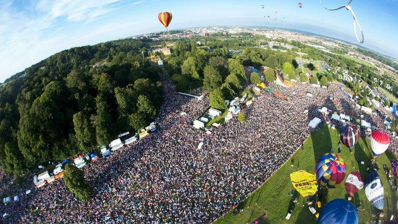 Concern new event charges will threaten Bristol's Festival city reputation