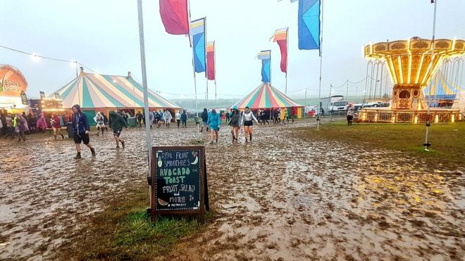 Y Not Festival: Sunday show cancelled