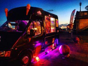 SoundCloud Ice Cream Truck TGE
