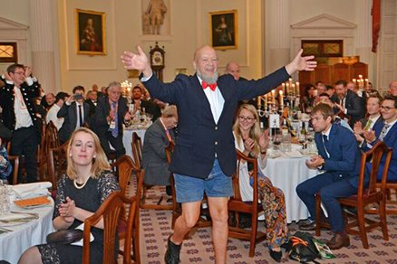 Michael Eavis CBE, Glastonbury Festival founder